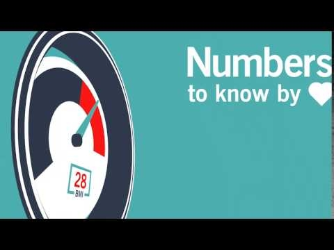 Numbers To Know By Heart - BMI