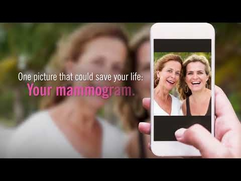 Schedule Your Mammogram Today