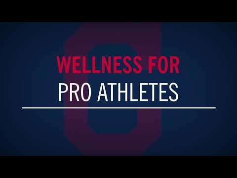 Wellness And Pro Ballplayers