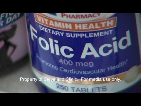 Folic Acid Recommended For Young Women