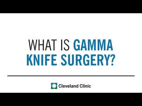 What Is Gamma Knife Surgery?