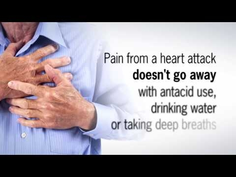 3 Types Of Chest Pain That Won't Kill You