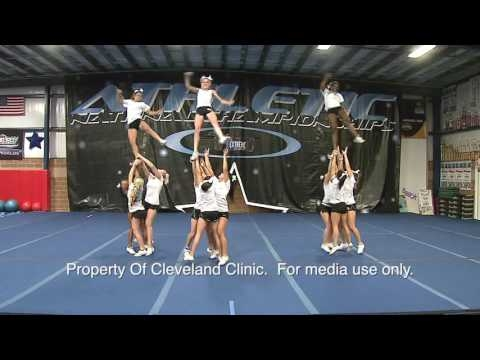 Concussions Can Happen To Cheerleaders Too