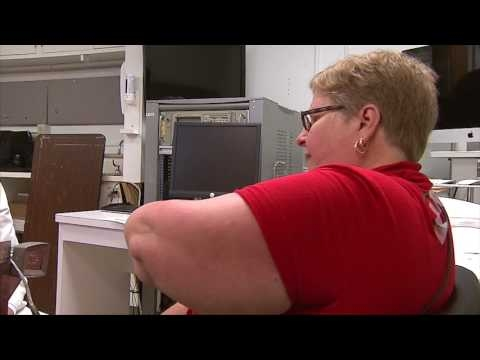 Brain Stimulation Helps Woman Recover From Stroke