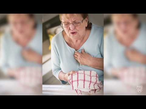 Women's Heart Attack Symptoms Vary