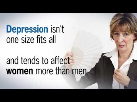 Study Shows A Link Between Your Age At Menopause And Depression