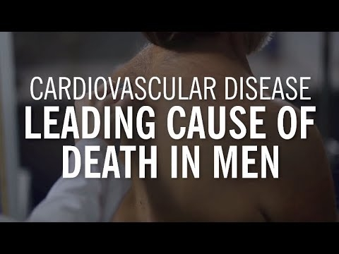What Men Need To Know About Heart & Vascular Health