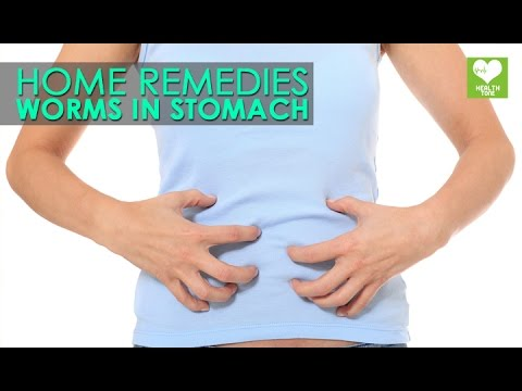 Home Remedies For Worms In Stomach
