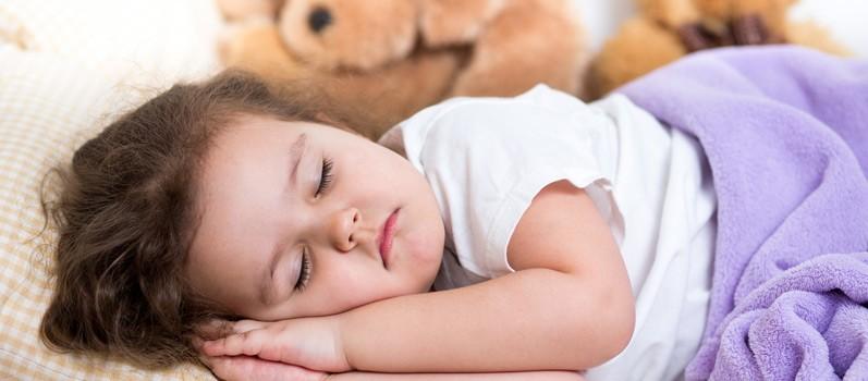 Regular Bedtimes & Childhood Obesity