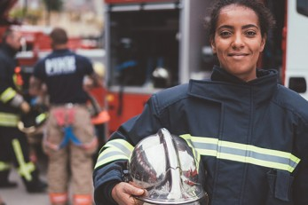 Female Firefighters at Increased Risk of PTSD, Suicidal Thoughts
