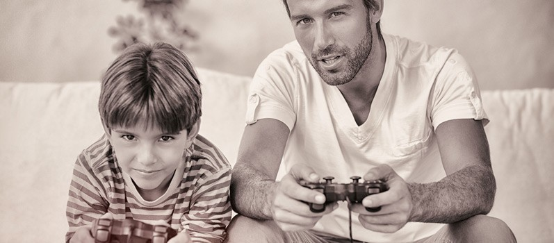 Study Looks at Video Games and Grey Matter