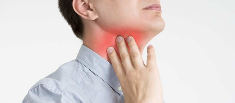 Symptoms & Prevention of Throat Cancer