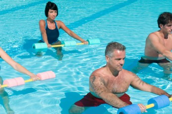 Managing Pain with Water-Based Exercise