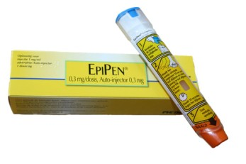 Study Shows EpiPen Not Used Enough in Children