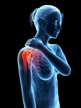 Arthroscopic Shoulder Replacement