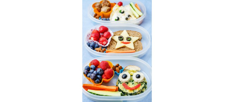 Making Healthy School Lunches
