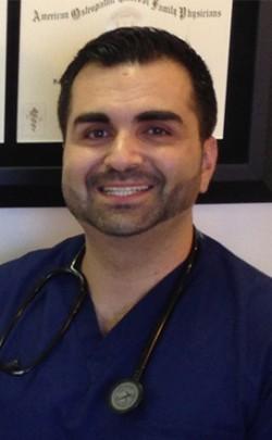 Dr. Homan  Mahallati - Sports Doctor