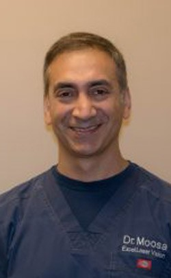 Dr. Ferzaad  Moosa - Ophthalmologist